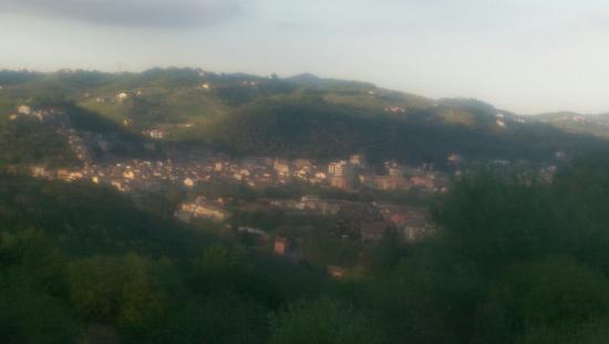 Montorio al Vomano, Italia: Posto incentevole con possibilità di portare il proprio cane che avrà a disposizione una propria