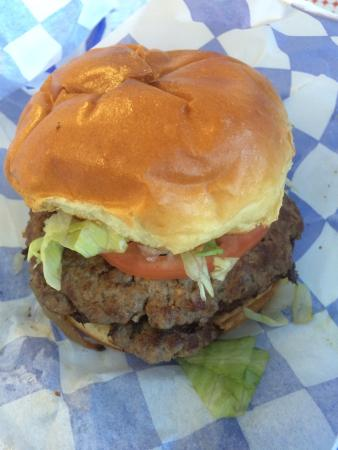 Cape Cod Burgers And Fries: Best burger on Cape Cod, not much of a question there.