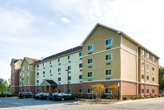 Suburban Extended Stay Hotel, Quantico: Exterior