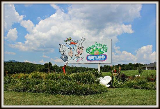 Cleveland, GA: The entrance to BabyLand General!