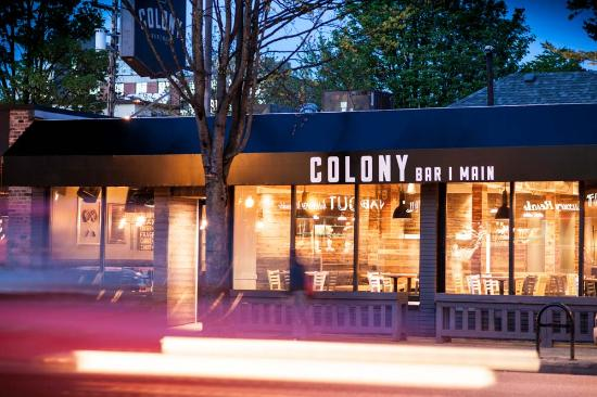 Colony Bar Main Street