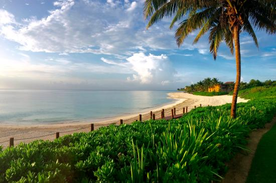 Banyan Tree Mayakoba: Beach
