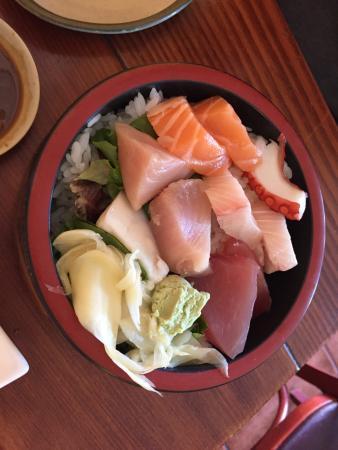 Amberjack Sushi