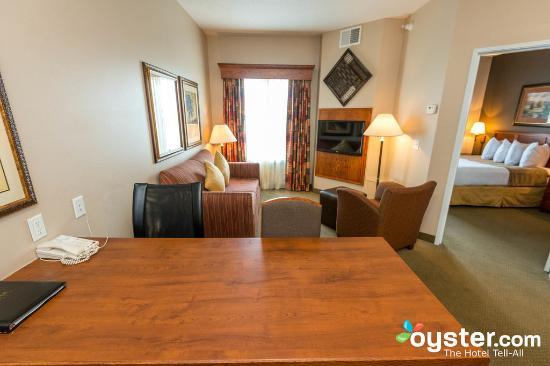 GrandStay Residential Suites Hotel Rapid City: One Bedroom Suite