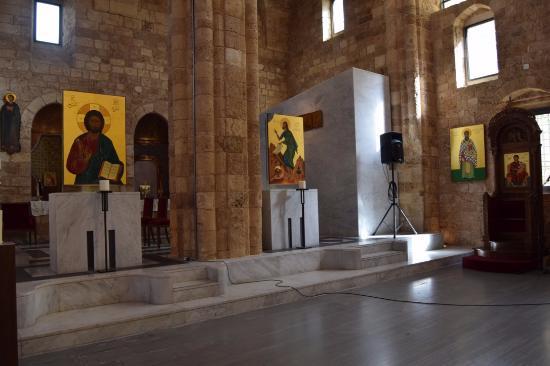 Cathédrale St Elie des Grecs-Catholiques: paintings