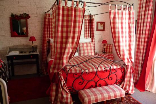Hotel Saint-Louis: Notre chambre n°11