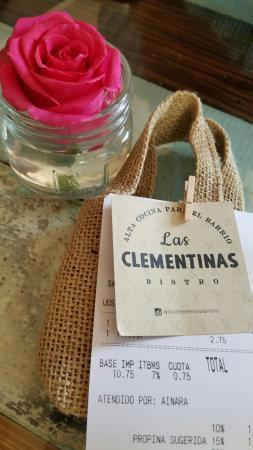 Las Clementinas Hotel: 20160409_120411_large.jpg