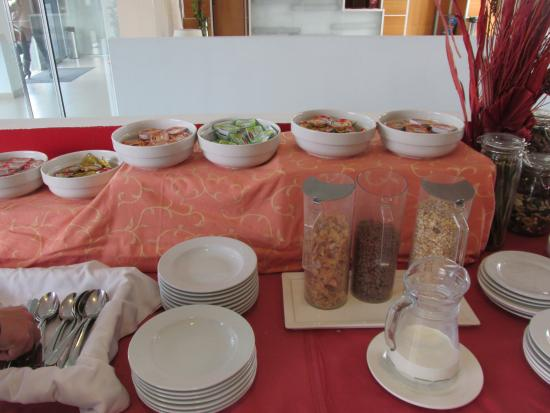 IGH Vega de Triana : Breakfast