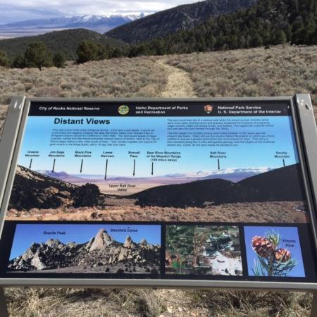 Almo, Айдахо: Extraordinary country side
