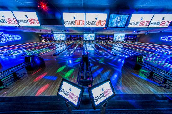 Vernon, CT: Galactic Bowling Friday and Saturday Nights!
