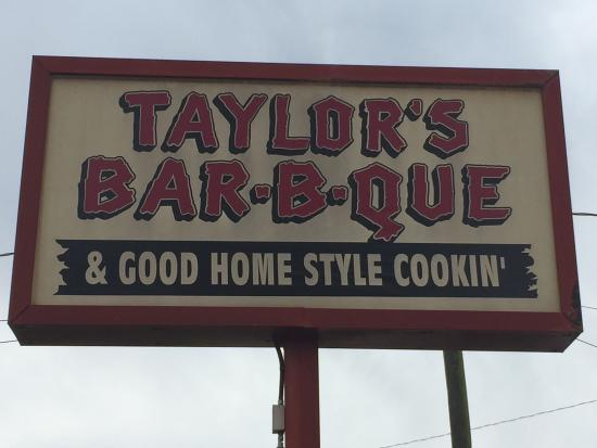 Waynesboro, Geórgia: AWESOME BBQ