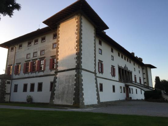 Artimino, Italia: Historic Villa used for special events