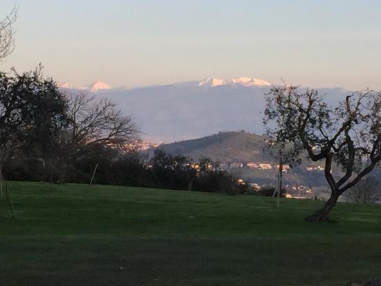 Artimino, Italia: View of the surrounding area