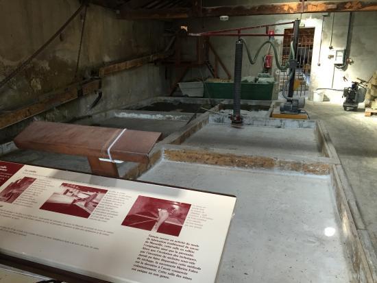 Museo del sapone picture of savonnerie marius fabre for Savonnerie salon