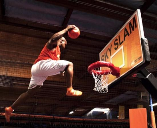 Timonium, MD: Sky Slam Basketball