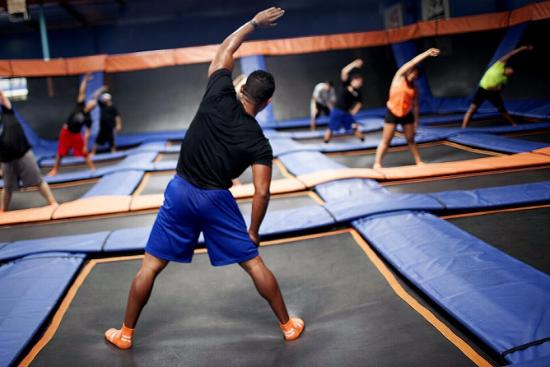 Timonium, MD: SkyRobics Fitness Classes