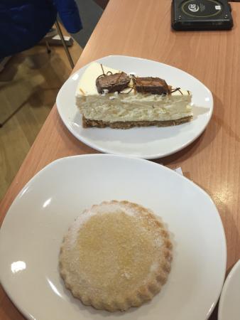 Dobbies Garden Center: Shortbread & Cheesecake