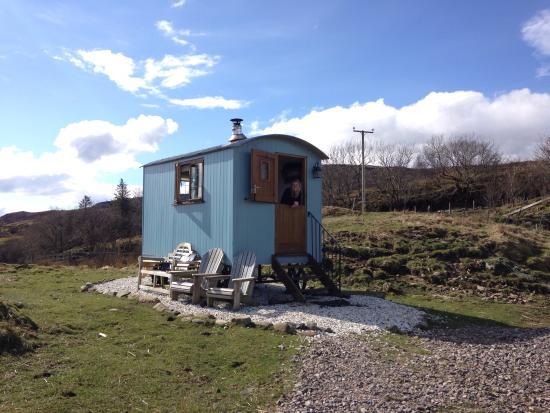 Skye Shepherd Huts Photo