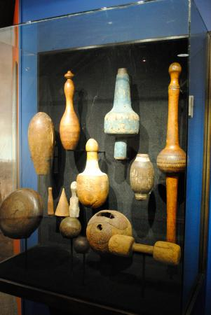 Arlington, TX: Travel back 5,000 years to Bowling's beginnings at the International Bowling Museum and Hall of