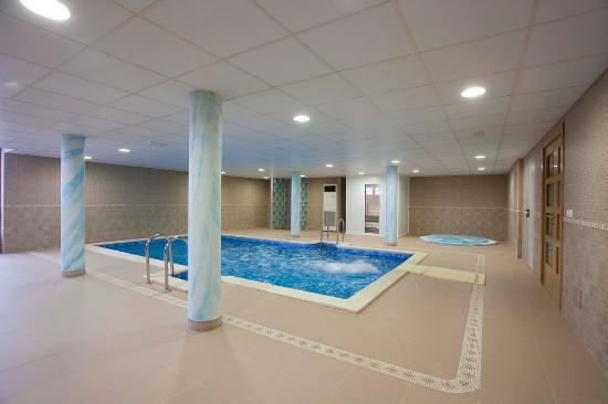 Hotel- Spa Verdemar: picina