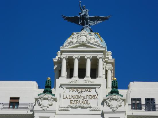 Edificio de La Union y El Fenix