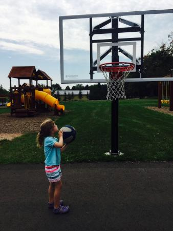 Baileys Harbor, WI: Playing time