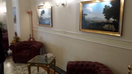 Hotel Contilia: recepção