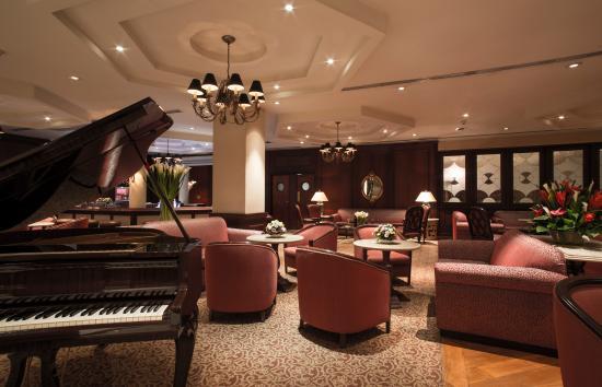 Lobby Bar Swissotel Lima