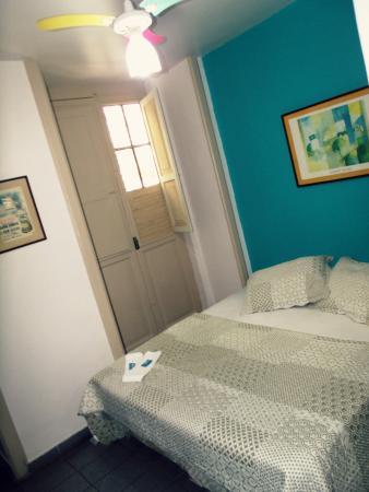 Art Hostel Rio: quarto com TV cabo e A/C