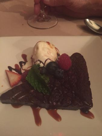 Boland's Open Kitchen: Homemade brownie