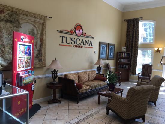 托斯卡納公寓渡假村照片