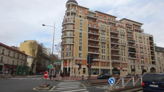 Adagio Paris Montrouge Aparthotel Paris France