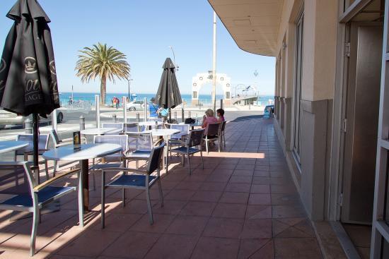 Esplanade Hotel Adelaide