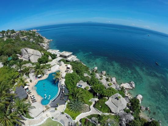 Jamahkiri Resort & Spa: view