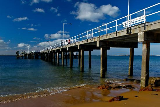 Cowes Jetty