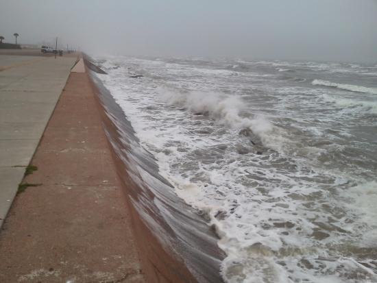 The Seawall: Galveston, TX Seawall