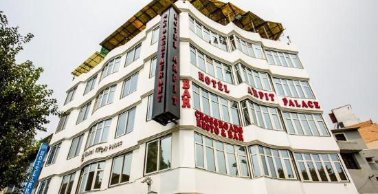 Hotel Arpit Palace Photo