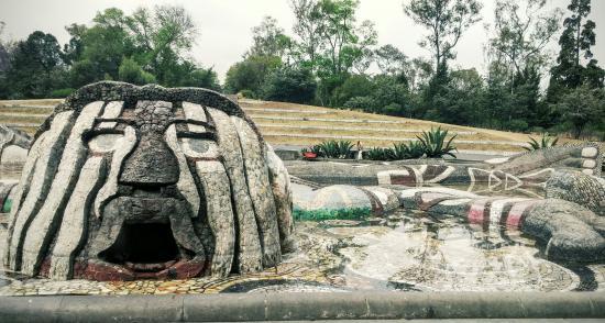 Museo del Carcamo de Dolores