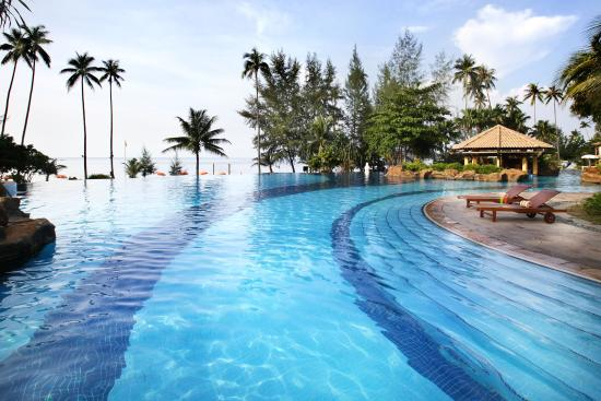 Lagoi, Indonesia: Nirwana Resort Hotel - Infinity Pool