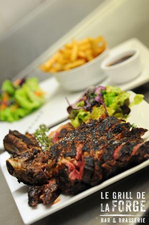 Restaurant Le Grill De La Forge La Tranche Sur Mer