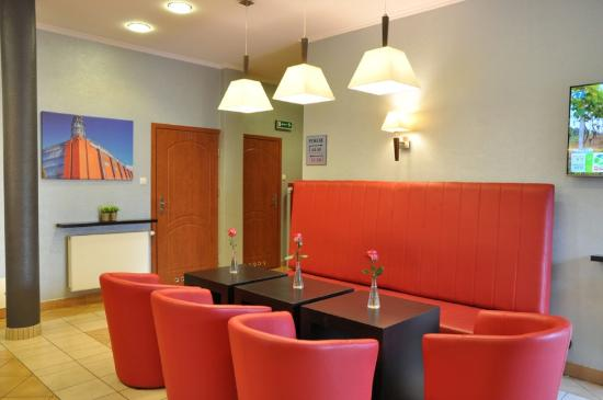 Topaz Hotel: Recepcja Hotelu