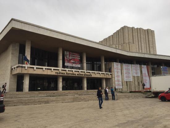 National Theatre Marin Sorescu Craiova