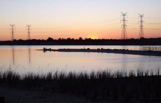 Armadale, Australia: Champion Lakes at sunset