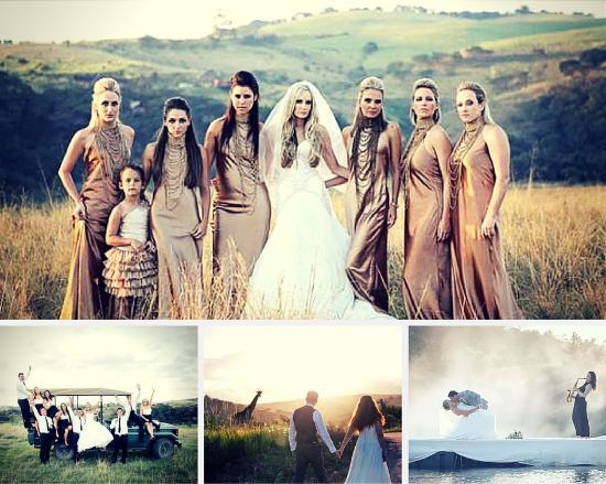 Rain Farm Game and Lodge: Weddings