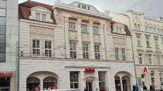 Schlosspark Center Schwerin Geschäfte