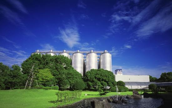 Asahi Beer Nagoya Brewery