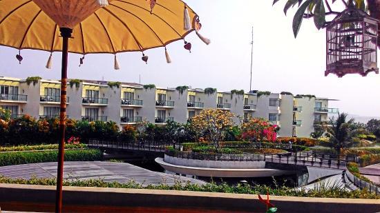hotel bersebelahan dengan beach walk mall picture of sheraton bali rh tripadvisor com sg