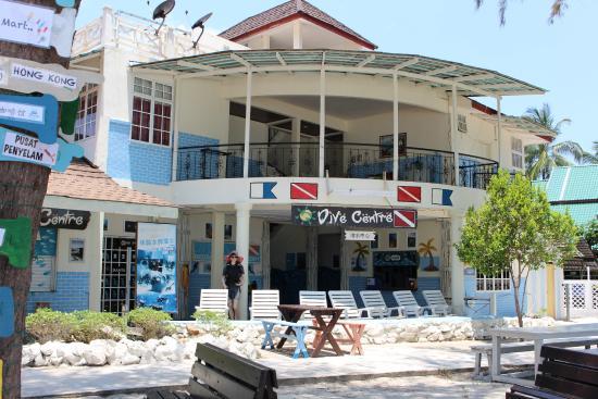 Redang Beach Resort Diving Centre