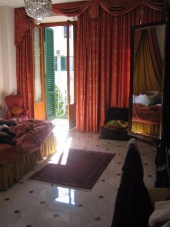 italhotels san lorenzo : Our room