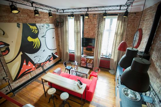 apartment pop art picture of luksus apartamenty mariacka szczecin rh tripadvisor co za